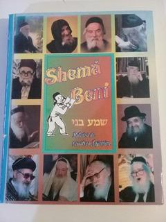 Shema Beni. Relatos De Nuestros Jajamim