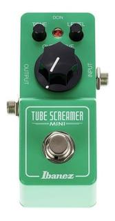 Pedal Efecto Guitarra Ibanez Ts-mini Tube Screamer Japon