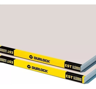 Durlock Placa De Yeso Cielorraso 9.5mm