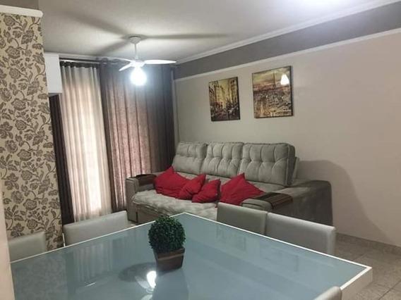 Vila Flora Apto 64m2 Térreo 3 Dorms,quintal,terreno 100m2 - Ap00109 - 68166212