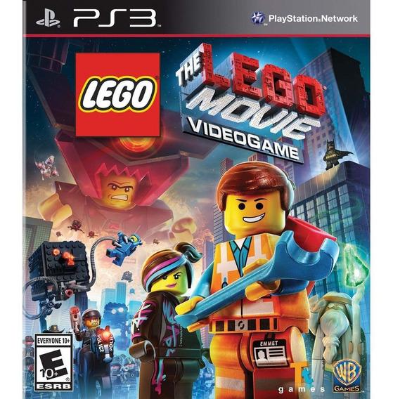 Lego Movie Videogame - Playstation 3 - Instale Já