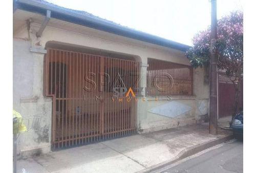 Imagem 1 de 1 de Casa Residencial À Venda, Vila Alemã, Rio Claro. - Ca0069