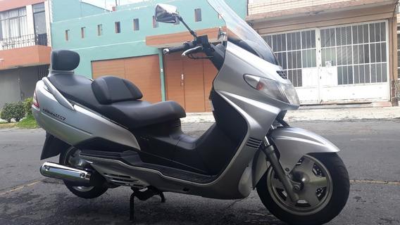 Suzuki Burgman 250 Exelente Estado,un Solo Dueño