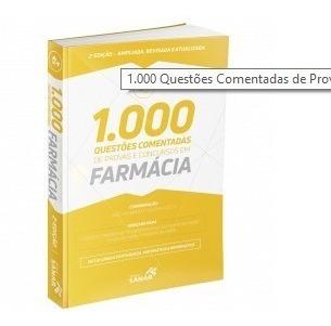 Livro De Questoes De Farmacia Comentadas Para Concurso
