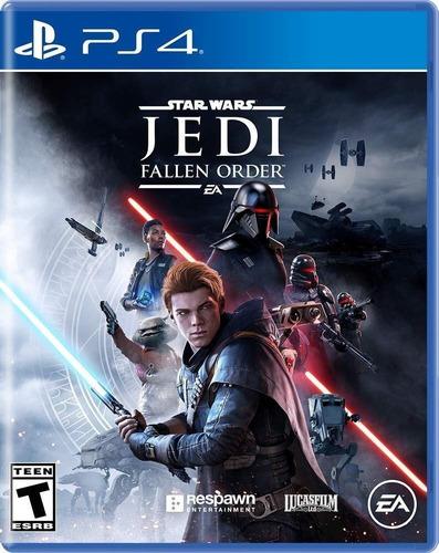 Star Wars Jedi Fallen Order Ps4 Juego Fisico Playstation 4