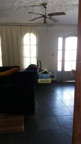 Imagem 1 de 24 de Chácara Com 3 Dormitórios À Venda, 1250 M² Por R$ 450.000 - Chácara Recreio Alvorada - Hortolândia/sp - Ch0158