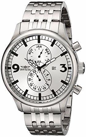 Relógio Masculino Invicta Specialty 0366 Original Cronostore