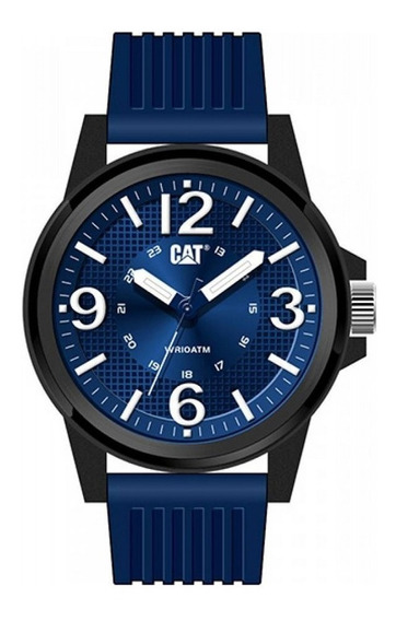Reloj Cat Hombre Groovy Azul Lf11126632 Cat Watches Oficial