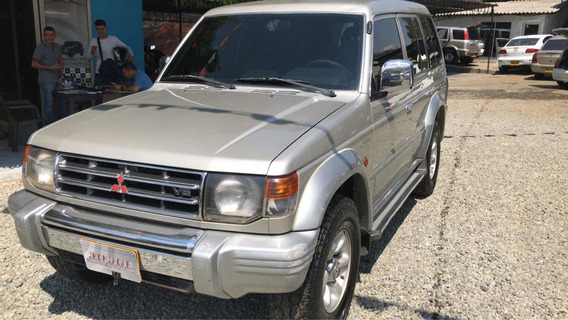 Mitsubishi Montero Wagon 3.0 Mt