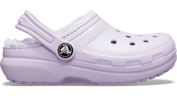 Crocs Originales Classic Lined Clog 203506 Kids Asfl70