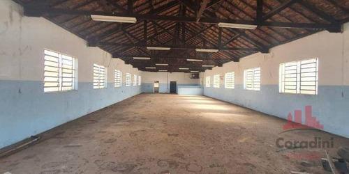 Imagem 1 de 3 de Salão À Venda, 328 M² Por R$ 390.000 - Vila Cordenonsi - Americana/sp - Sl0380