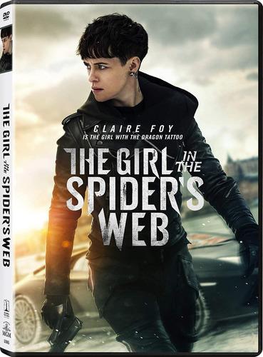 Dvd The Girl In The Spider´s Web / La Chica En La Telaraña