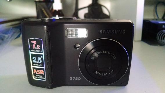 Câmera Samsung S750 (leia O Anúncio)