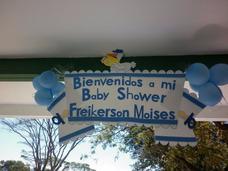 Letreros Para Baby Shower, Cajas, Cotillones, Entre Otros