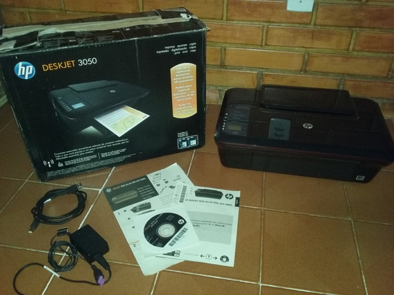 Multifuncional Hp Deskjet 3050 - Usb / Wifi