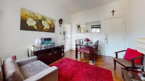 Apartamento A 740 Metros Do Metrô Santana, Com 1 Dormitório, 1 Vaga - Cf32816