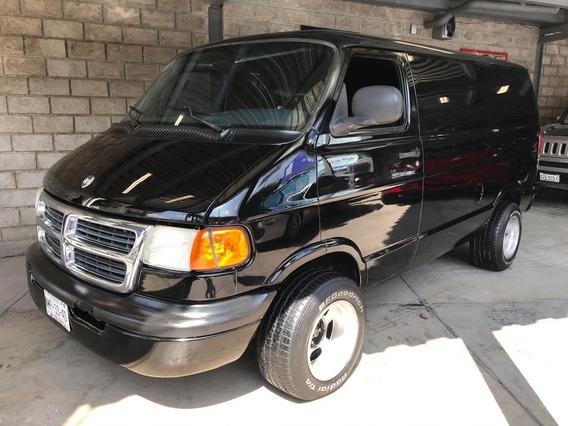 Dodge Ram Van 1500 1998 3.9l T/a Rin 15 Cd