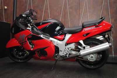 Suzuki Gsx1300r Hayabusa