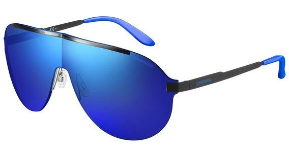 Lentes Gafas Carrera 92/s Blue Shield Aviator Made In Italy