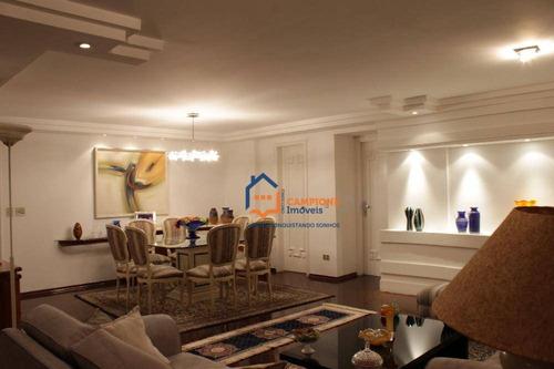 Apartamento À Venda, 192 M² Por R$ 1.250.000,00 - Casa Verde (zona Norte) - São Paulo/sp - Ap2355