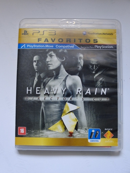 Heavy Rain Original Playstation 3