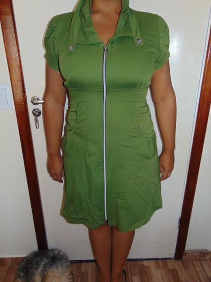 Vestido Verde Tamanho G