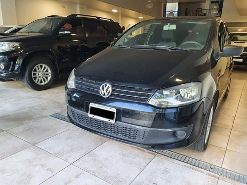 Volkswagen Fox Trendline 5 Puertas G.n.c.