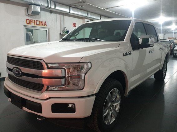 Ford Lobo Platinum 2018