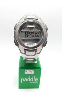 Reloj Paddle Watch Hombre Acero Digital #1161