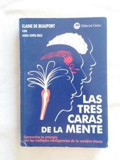 Libro Las Tres Caras De La Mente De Elaine De Beauport