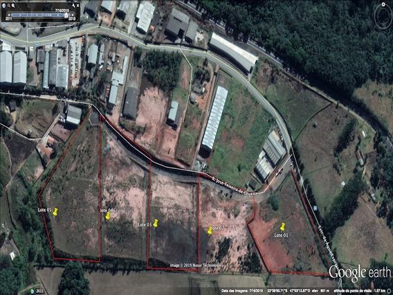 Área Em Cotia (venda, Locação) - 1380l