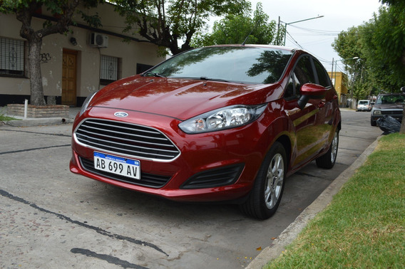 Ford Fiesta Kinetic 2017 S-plus Impecable!
