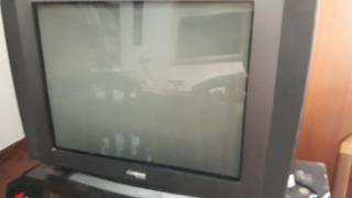 Tv 29 Pulgadas Crown Mustang Funcionando Sin Control Remoto