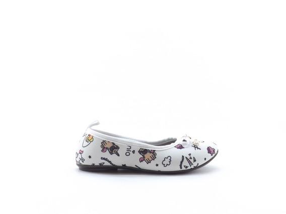 Zapato Chatita Molekinha Balerina Unicornio Nena Liquidacion