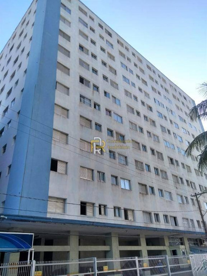 Apartamento Com 2 Dormitórios Para Alugar, 60 M² Por R$ 1.200/mês - Vila Mirim - Praia Grande/sp - Ap1263