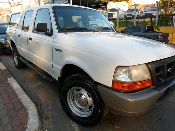 Ford Ranger 4x4 Cabine Dupla ! (s10,hilux,jeep,l200,land)