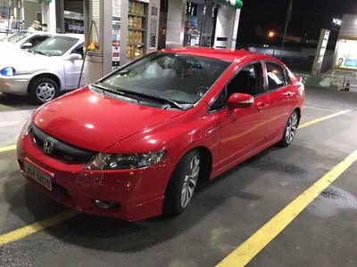 Honda Civic 2.0 Si 4p 2009