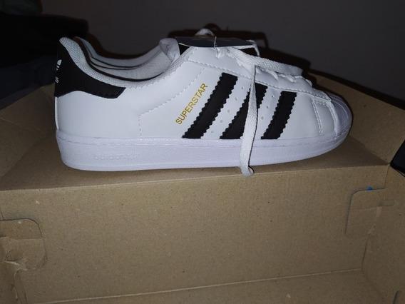 adidas Superstar Blancas Y Negro