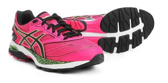 Tenis Asics Gel Pulse 8 Feminino Pink Original De: 499,90