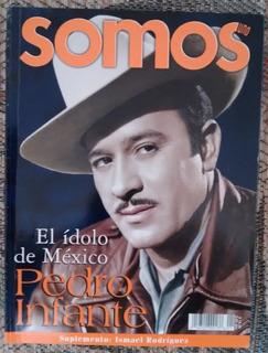 Revista Somos - Pedro Infante - Zmcjca