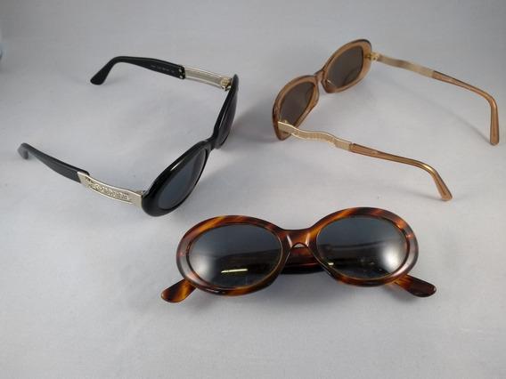 Armação Óculos Fendissime Pacote 3 Unidades