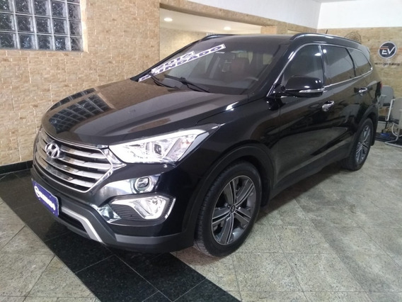 Hyundai Grand Santa Fé 3.3. Mpfi V6 4wd Gasolina 4p At 2016