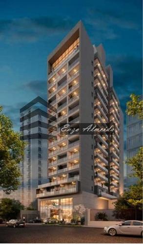 Apartamento Para Venda Em São Paulo, Consolação - 0440_1-1326584