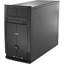 Computador Pc Celeron 1 Gb Hd 80 Garantia De 1 Ano