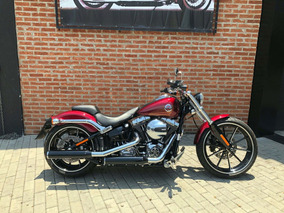 Harley Davidson Breakout 2016 Com Apenas 4.000km Rodados