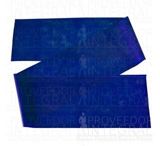 Banda Elástica Nivel 4 Azul Libre Látex 1.5 M Teraband Cando