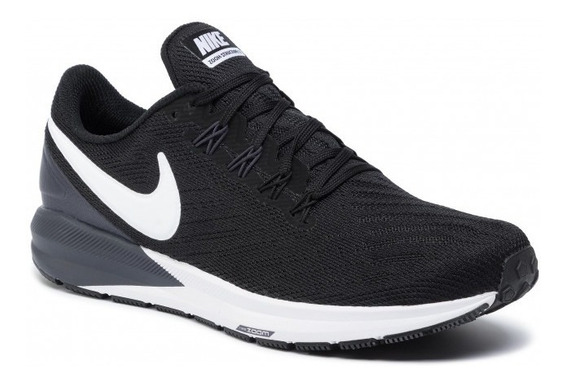 Tênis Nike Air Zoom Structure 22 Masc. Academia, Running