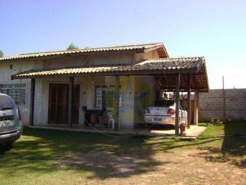 Chácara Com 1 Dormitório À Venda, 900 M² Por R$ 320.000,00 - Ponte Alta - Atibaia/sp - Ch0358