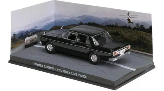 Miniatura Toyota Crown - 1/43 - 007 You Only Live Twice