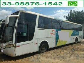 Ônibus Mb O-500 R Ano 2007 Busscar Vista Buss Rodov. 46 Lug.